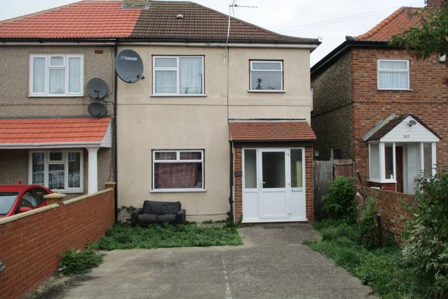 Thumbnail Terraced house to rent in North Hyde Lane, Southall