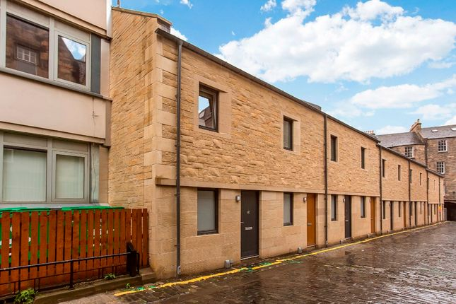 Thumbnail Terraced house for sale in Broughton Street Lane, Edinburgh