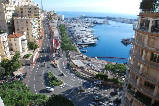 Thumbnail Apartment for sale in Le Panorama, Monaco, 98000