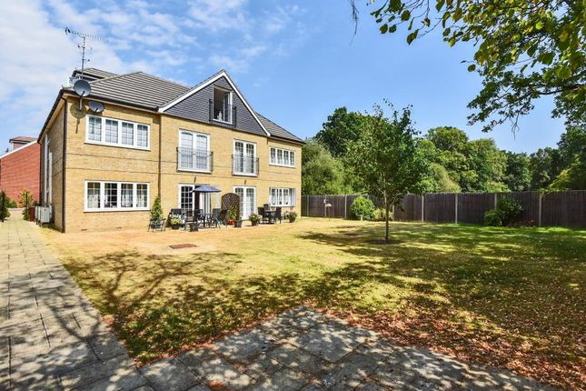 Thumbnail Flat for sale in Bisley, Surrey