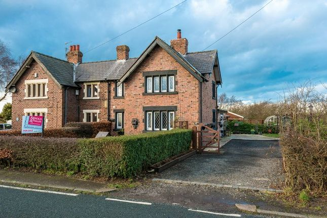 Thumbnail Semi-detached house for sale in Hall Lane, Simonswood, Liverpool