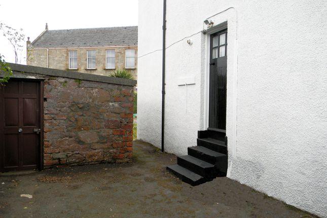 Rear Door of Ralston Road, Campbeltown PA28