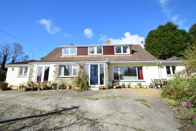 Thumbnail Detached bungalow for sale in Garras, Helston