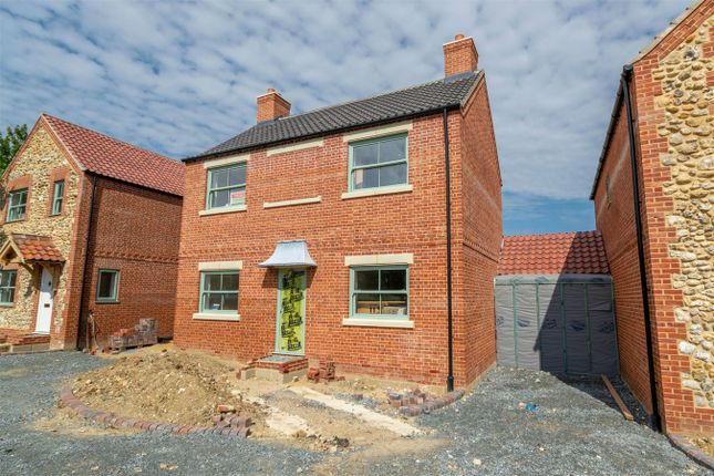 Thumbnail Detached house for sale in Foulsham Road, Bintree, Dereham