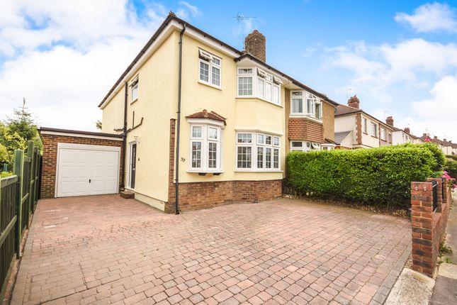 Thumbnail Semi-detached house for sale in Hillside Grove, Tile Kiln, Chelmsford
