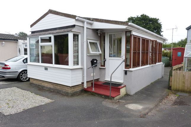 Thumbnail Mobile/park home for sale in Hazelmere Avenue, St Austell