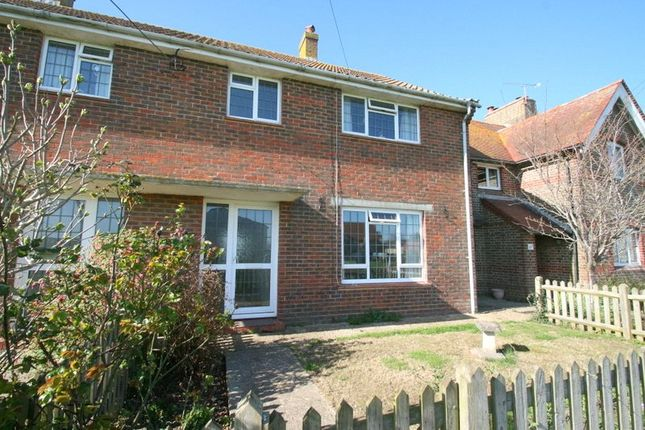 Thumbnail Detached house to rent in New Cottages, Rectory Lane, Angmering
