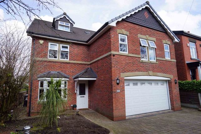 Thumbnail Detached house to rent in Markland Hill Lane, Bolton