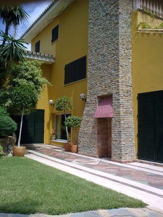 Casa-42 of Spain, Málaga, Málaga, El Limonar