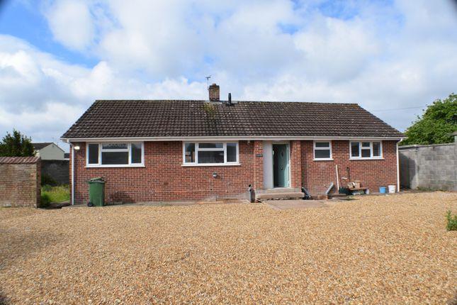 Thumbnail Detached bungalow to rent in Penlea Avenue, Bridgwater