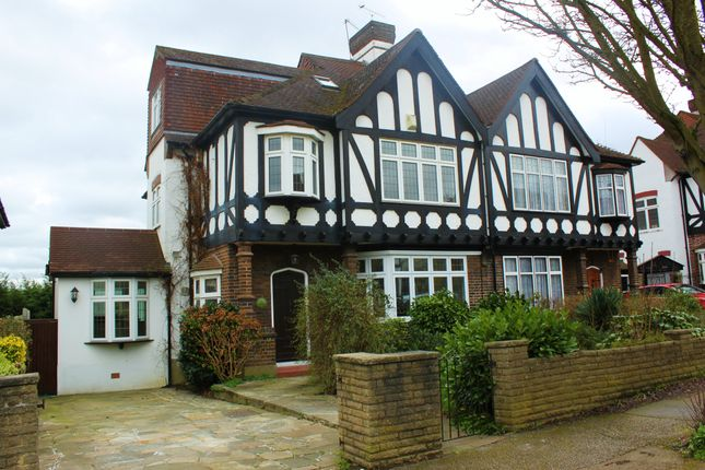 Thumbnail Semi-detached house for sale in Princes Avenue, Woodford Green
