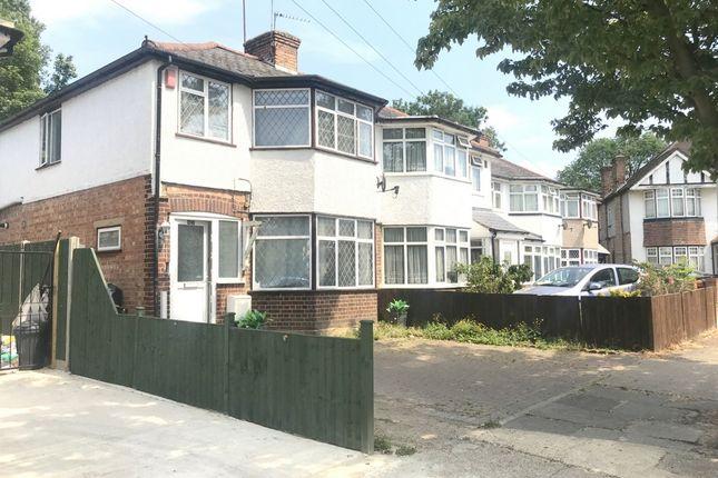 Thumbnail Terraced house to rent in Drayton Gardens, West Drayton