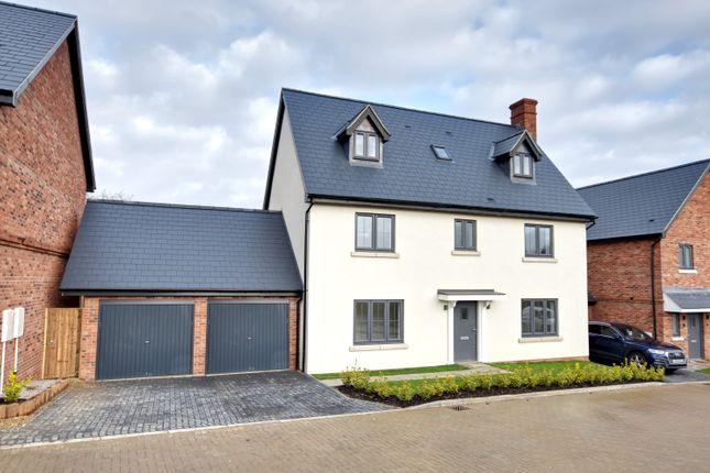 Thumbnail Detached house for sale in Carlton Way, Bishop's Stortford