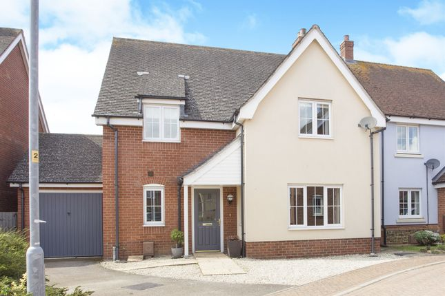 Thumbnail Detached house for sale in Ancar Road, South Wootton, King's Lynn