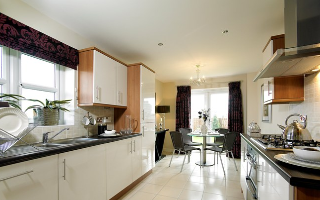 Thumbnail Detached house for sale in The Wharfdale, Rectory Lane, Standish, Greater Manchester