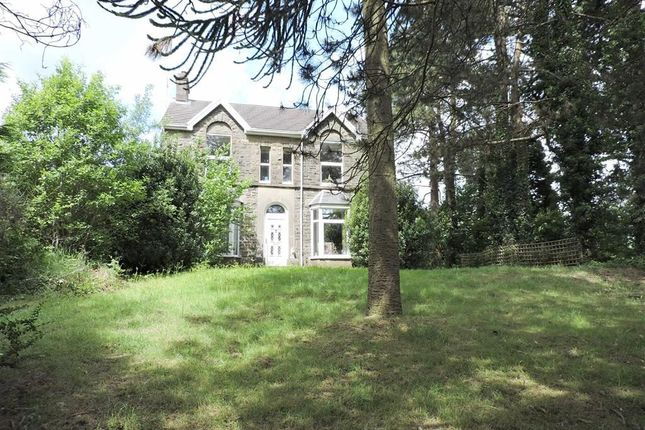 Thumbnail Detached house for sale in Twynybedw Road, Clydach, Swansea