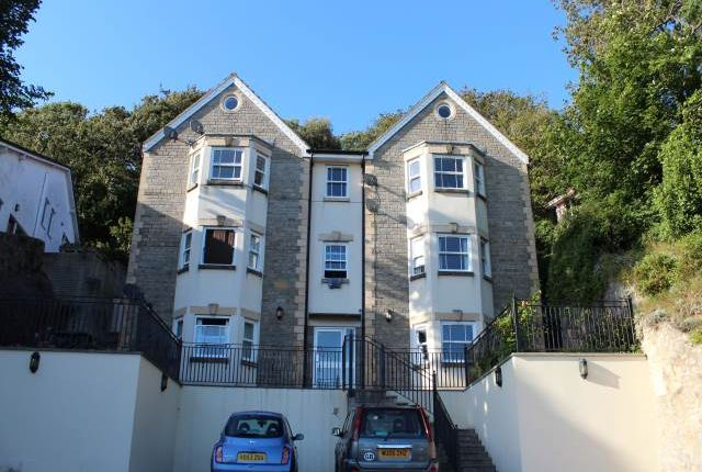 Thumbnail Flat to rent in Cecil Road, Weston-Super-Mare, North Somerset
