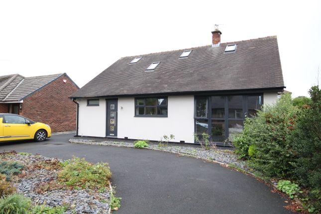 Thumbnail Detached bungalow for sale in Longfield, Penwortham, Preston