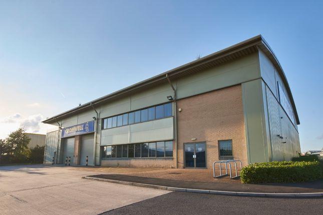 Thumbnail Industrial to let in Unit 5, Centurion Business Park, Blackburn