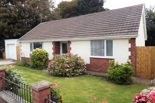 Thumbnail Detached bungalow for sale in 20 Broadmead Crescent, Bishopston, Swansea