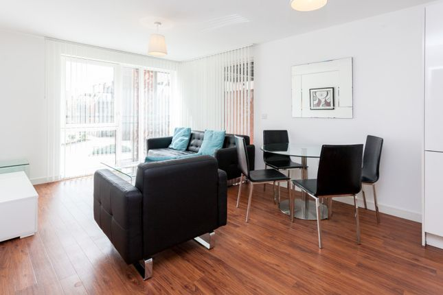 Thumbnail Flat to rent in Campion House, Surrey Quays