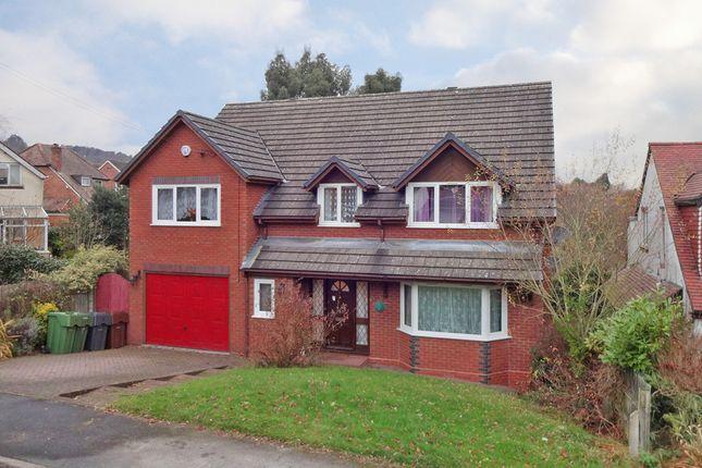 Thumbnail Detached house for sale in Cofton Lake Road, Cofton Hackett
