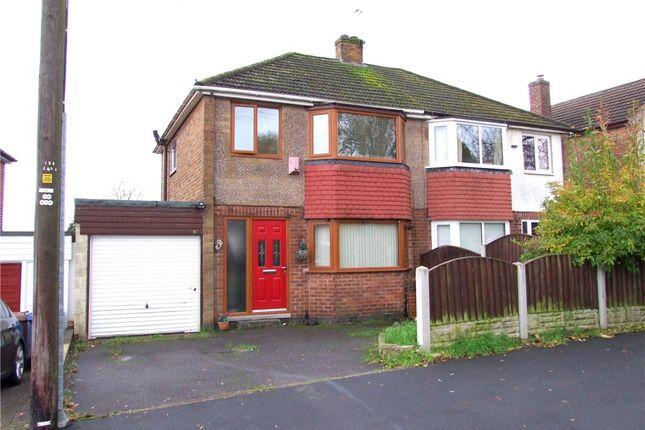 Front Elevation of Arundel Drive, Spondon, Derby DE21