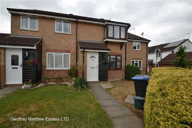 Thumbnail Terraced house for sale in Markwell Wood, Harlow, Essex