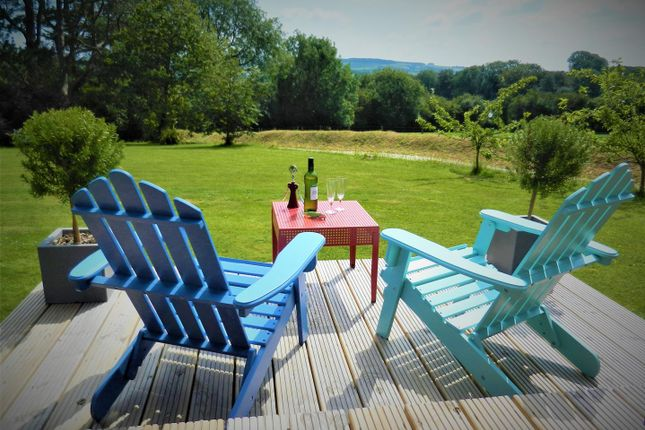 Cabin Decking And Views