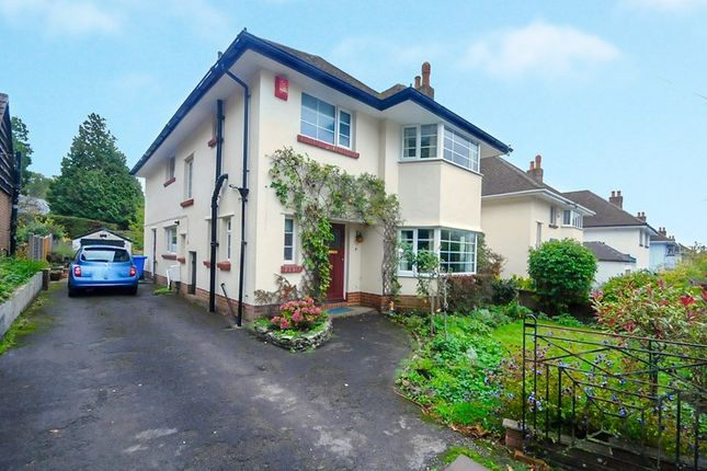 Thumbnail Detached house for sale in Harbour View Close, Lower Parkstone, Poole
