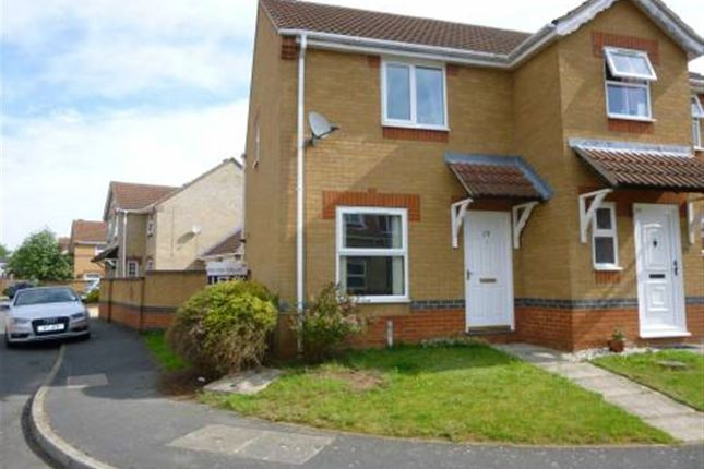 Thumbnail Property to rent in Marigold Walk, Sleaford, Lincs