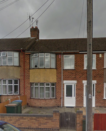 Thumbnail Terraced house to rent in Farren Road, Coventry, West Midlands