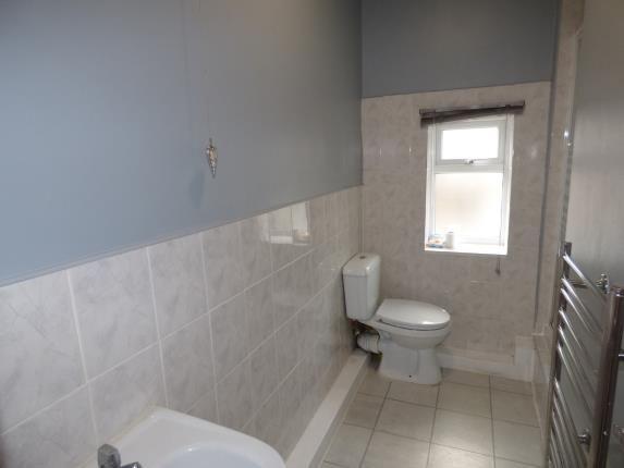 Shower Room of Kime Street, Burnley, Lancashire BB12