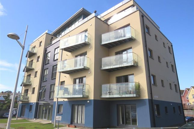 Thumbnail Flat for sale in West Quay, Newhaven