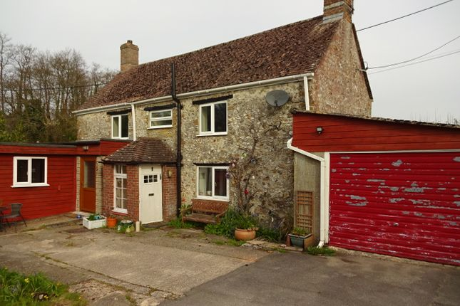 Thumbnail Detached house to rent in Hooke, Beaminster, Dorset