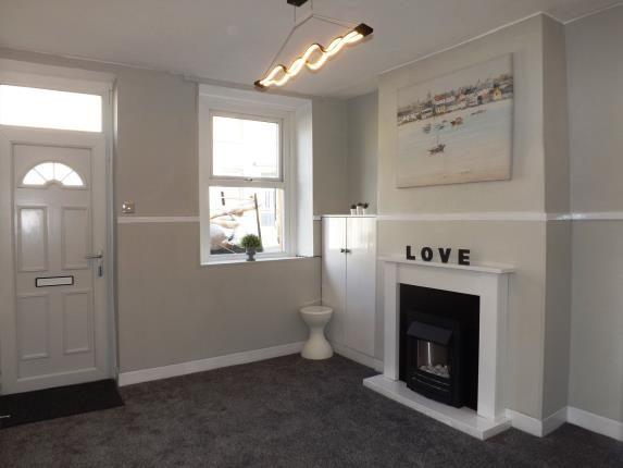Living Room of Westham Street, Lancaster, Lancashire, United Kingdom LA1