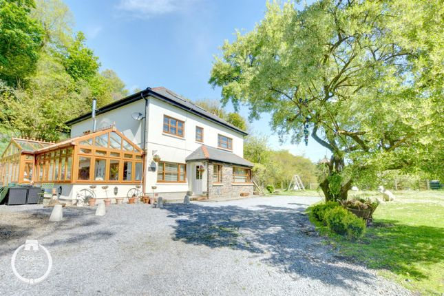 Thumbnail Detached house for sale in The Woodlands, Stepaside, Narberth
