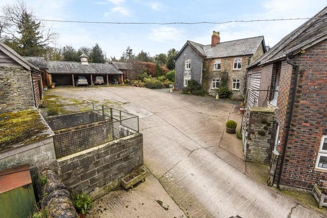 Thumbnail Detached house for sale in Old Radnor, Presteigne