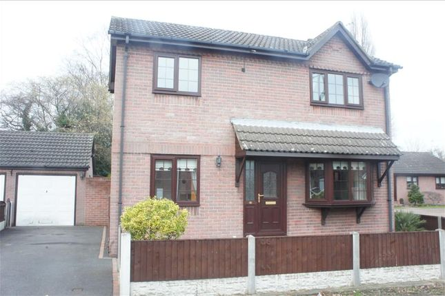Thumbnail Detached house for sale in 10 Farmhill Close, Cusworth, Doncaster