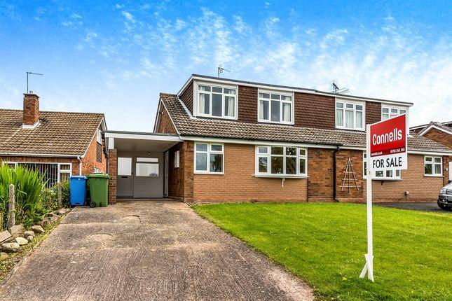 Thumbnail Semi-detached bungalow for sale in Marston Road, Wheaton Aston, Stafford