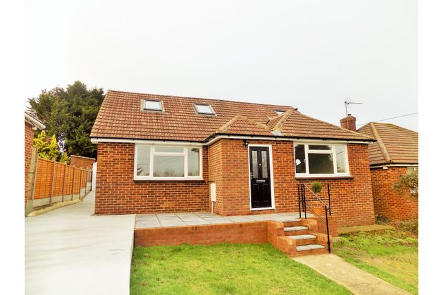 Thumbnail Detached bungalow for sale in Vauxhall Crescent, Snodland