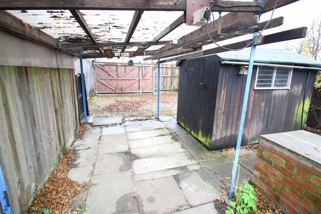 Car Port of Trowell Grove, Trowell, Nottingham NG9