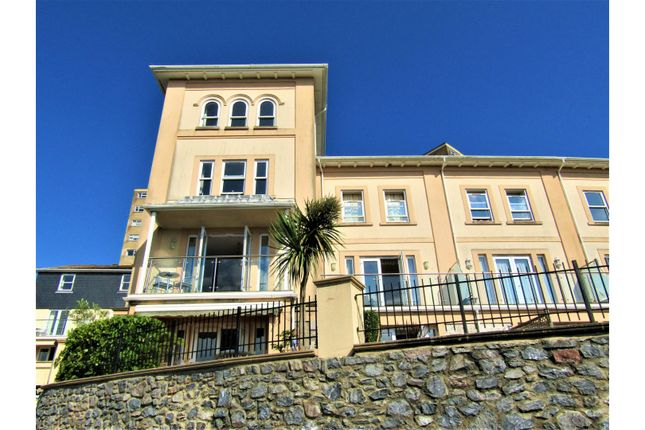 Thumbnail Town house for sale in The Riviera, Torquay