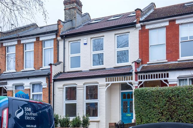 Thumbnail Terraced house for sale in South View Road, Crouch End, London