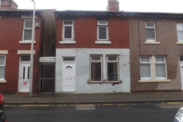 Thumbnail Terraced house to rent in Caroline Street, Blackpool