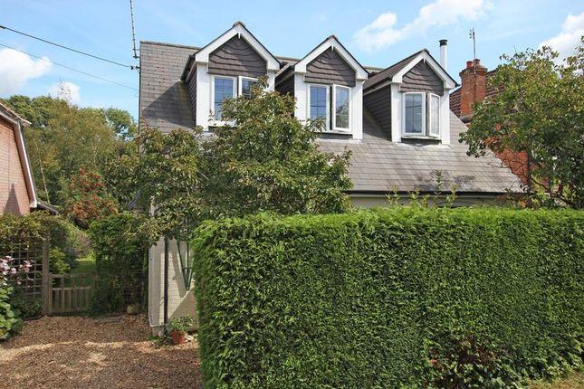 Thumbnail Detached house for sale in School Road, Nomansland, Salisbury