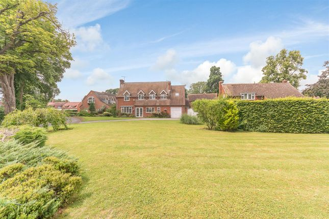 Thumbnail Detached house for sale in Church Road, Long Itchington, Southam, Warwickshire