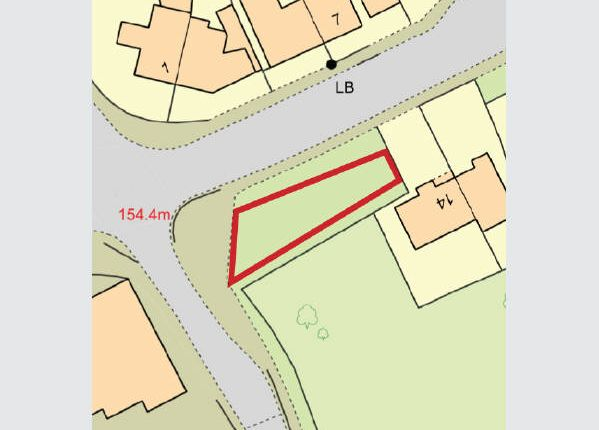 Thumbnail Land for sale in Yew Tree Lane, Coseley, Bilston