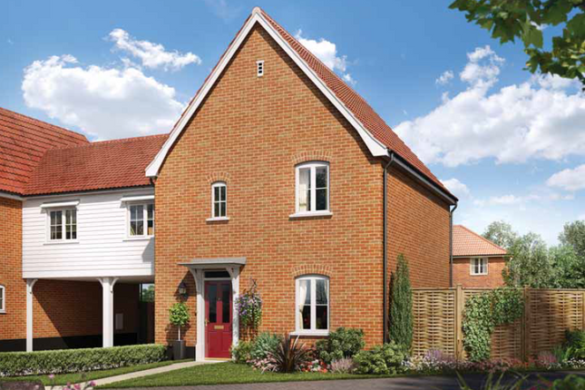 Thumbnail Semi-detached house for sale in Halstead Road, Stanway, Essex
