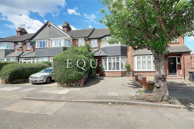 Thumbnail Terraced house for sale in Delhi Road, Enfield